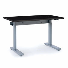 Ergotron Elevate 48, Electric Sit-Stand Desk - MVBD48SS