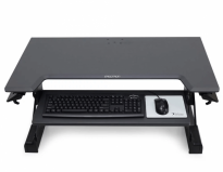 WorkFit-TL, Sit-Stand Desktop Workstation