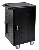 Luxor 30 Tablet/Chromebook Computer Charging Cart - LLTM30-B