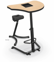 Up-Rite Harmony - Height Adjustable Sit and Stand Desk