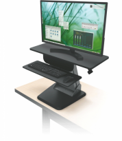 Desktop Sit to Stand Workstation - 91106