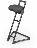 Up-Rite Height Adjustable Stool - 34797