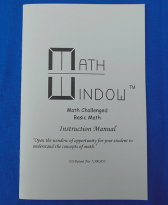 Math Challenged Replacement Manual - IM021
