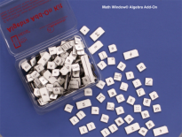 Braille Algebra Add-On kit - Nemeth - MW002