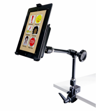 Friction Knob UMS with Adjustable iPad Cradle