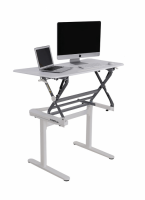 Manual Height Adjustable Desks – Pneumatic Option MS1