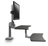 S2S Comfort Plus Sit-Stand Workstation - S2S-CP1