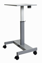 Student Desk - Pneumatic Sit Stand Desk - STUDENT-P