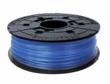 XYZprinting 3D Printer PLA Filament - Clear Blue