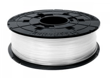 XYZprinting 3D Printer PLA Filament - Pearl White