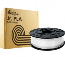 XYZprinting 3D Printer PLA Filament - Clear Red