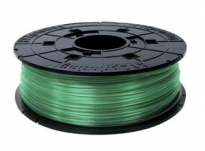 XYZprinting 3D Printer PLA Filament - Clear Green