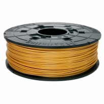 XYZprinting PLA Filament for Jr.& Mini Series - Gold