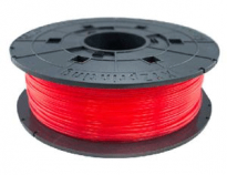 XYZprinting da Vinci Jr. PLA Filament - Clear Red 600G