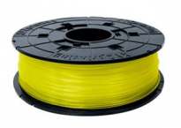 XYZprinting da Vinci Jr. PLA Filament - Clear Yellow 600G