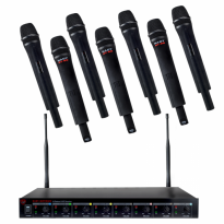 Nady U-81 OCTAVO 8-Channel UHF Wireless System
