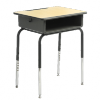 "Zenith Sonic Height Adjustable Desk - 18"" x 24"""