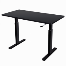 Manual Height Adjustable Desks – Crank Option H2