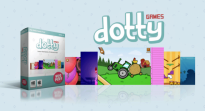 Dotty developmental disability games