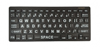 Synapptic Large Print Bluetooth Keyboard