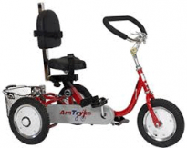 AnTryke  50-FC-2000 - JT-2000 Recumbent Adaptive Tricycle