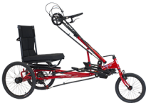 AnTryke 50-HC-1000 - HP-1000 Recreation Adaptive Tricycle