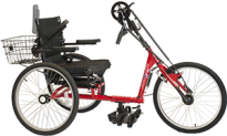 AmTryke 50-HC-1024 - 1024 Adaptive Tricycle