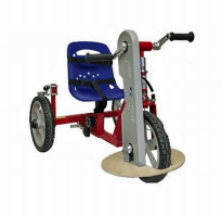 AmTryke 50-HFC-0105 + 30-32-0350-1 - AM-10 with Foot Platform Adaptive Tricycle