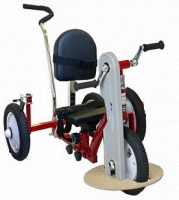 AmTryke 50-HFC-0110 + 30-32-0350 - AM-12S with Foot Platform Adaptive Tricycle