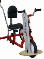 AnTryke 50-HFC-0210 + 30-32-0355 - AM-12 with Foot Platform  Adaptive Tricycle