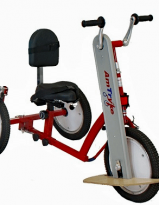 AmTryke 50-HFC-0411 + 30-32-0365 - AM-16 with Foot Platform  Adaptive Tricycle