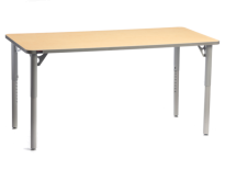 AKTIVITY Rectangle Classroom Table