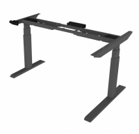 Locktek Corner Height Adjustable Standing Desk Frame - HAD3C