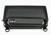BrailleSense Polaris Fitted Mini Leather case by Executive Products
