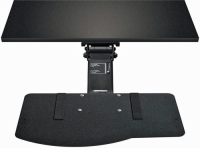 Sit-Stand Leverless Lift N' Lock Natural Keyboard Tray - KCS74531