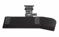 Leverless Lift N' Lock California Keyboard Tray with Viscoflex Memory Foam Wrist Rests - 69505