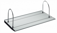 Slat Rail Shelves