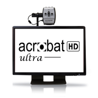 Acrobat HD ultra LCD - 24 with Case""
