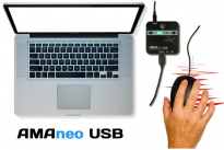 AMAneo USB: Assistive Anti-Tremor Mouse Adapter