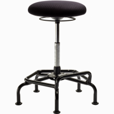 Industrial Spider Sit Stand Stool