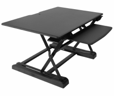 upCentric Tabletop Sit-Stand Workstation
