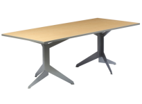 Etch Professional Rectangle Table