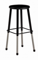 Ultima Height Adjustable Art/Lab Stool