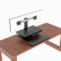 Solace Electric Standing Desk Converter