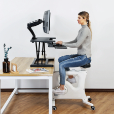Alcove Sit-Stand Workstation - MT107M
