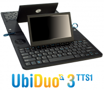 UbiDuo 3 Text to Speech 1 – Communication Device with Speech
