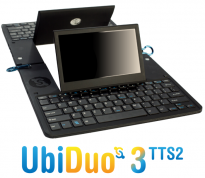 UbiDuo 3 Text to Speech 2 – Communication Device with Speech