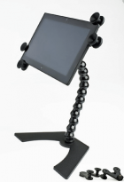 "tabX Adjustable desktop tablet holder - 14"" - 190722"