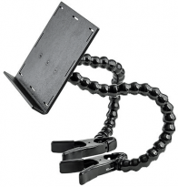 "tabX Adjustable 18"" dual-arm spring-clamp tablet holder - 114161"