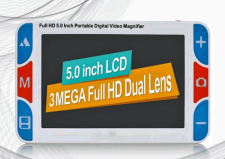 "EyePAD 5"" HD Portable Video Magnifier"